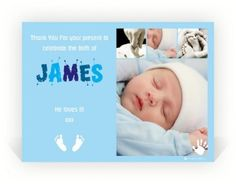37 Best Baby Thank You Cards Images Baby Thank You Cards Thank