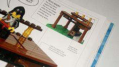 LEGO Ideas Book - Trapdoor