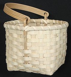 Free patterns and instructions for basket and chair weaving
