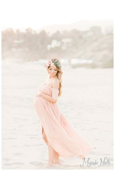What to Wear | Maternity Session (Image by Miranda North Photography)
