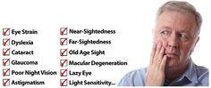 Improve Eyesight, Eye Sight Improvement, Light Sensitivity, Wearing Glasses, Eye Strain, Best Sites, Awesome, Amazing, Improve Yourself