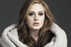 no words can describe how amazing Adele is..the one & only diva! love her-:)  http://www.adele.tv/