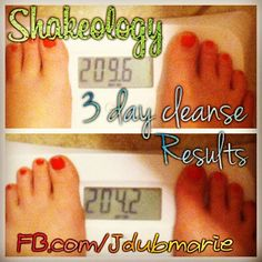 Just finished my shakeology 3 day cleanse! Lost 5.6 pounds! Goodbye Easter bloat! Ask me how you can get your cleanse pack! #cleanse #shakeology #detox #bloat #healthy #eatclean #nutrition #results #success #fitfam