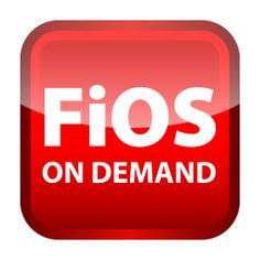I'm learning all about Verizon FiOS on Demand at @Influenster!