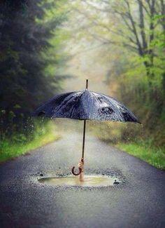 Under the Rain (by Marina Gondra)