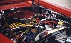 Ford Mustang 289. 1964
