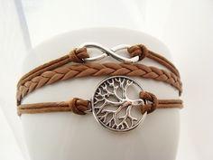 Armreife - Lebensbaum Armband - ein Designerstück von ISTANBLUE bei DaWanda