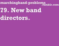 79. New band directors.