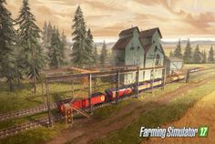 Welcome to the official website of Farming Simulator, the farming simulation game by GIANTS Software. Simulation Games, Farming, Cabin, House Styles, News, Blog, Tips, Recipes, Cabins