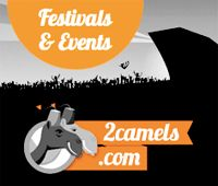 2camels - festivals and events
