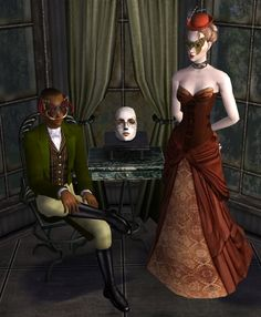 AdeleVK - Downloads for The Sims 2 by Adele - Formerly 'adele-sims.com'