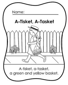 Nursery Rhyme Booklets -- Read them, color them, sing them.  Rhymes help build vocabulary, phonological awareness & memory skills.  Find them at http://www.state.lib.la.us/literacy-and-reading/early-literacy/nursery-rhyme-printable-mini-books