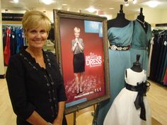 """Lori Allen Business owner of """"Bridals by Lori"""" and TLC star of """"Say Yes to the Dress and SYTTD Bridesmaids"""""""