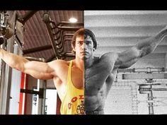 Anton Ryskin Bares A Striking Resemblance To Arnold Schwarzenegger