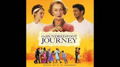 Afreen - The Hundred Foot Journey | Official A.R.Rahman This music is great, might have to get the soundtrack. Yeah!