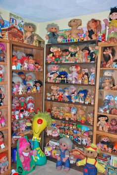 troll doll collection