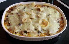 Vegetarian Tortilla Bake