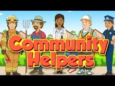 Community Helpers Play & Learn | Top Best Educational Apps for Kids - YouTube