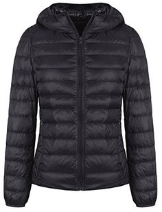 New Trending Outerwear: FADTOP Womens Hooded Packable Ultra Light Weight Short Down Jacket Down Coat. FADTOP Women's Hooded Packable Ultra Light Weight Short Down Jacket Down Coat  Special Offer: $30.99  111 Reviews Product Features: Ultra Light Weight Down Jacket, Short Down Coat for Women, with Hoodie Zipper Closure, 2 Side Pocket Measurement in INCH US...