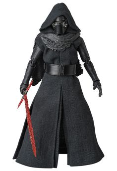 Action Figure MAFEX Series《Star Wars: EP7 The Force Awakens》Kylo Ren
