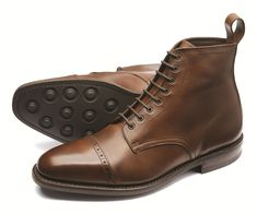 a576b5c7588 Hyde by Loake -------- Premium Derby boot