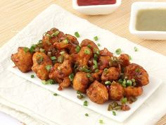 With this recipe's step by step photos, its easier than ever to make best Gobi Manchurian Dry at home. Learn how to make restaurant like dry gobi manchurian using cauliflower florets with this recipe.