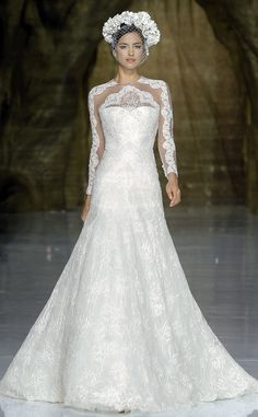 Pronovias: in passerella First Love 2014 - Style.it