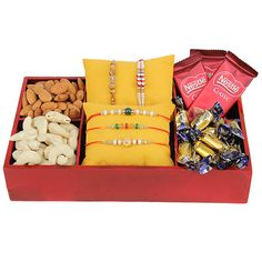 Make this rakhi a lovely moment of his life with beautiful rakhi. Buy online rakhi is best way to save money and time also. Check out wide collections of rakhi such as rakhi for brother, rakhi for kids, rakhi gifts for brother, return rakhi gifts for sister, rakhi gifts for brother, rakhi with sweets, rakhi with chocolates, rakhi with pooja thali, online rakhi at fnp.com. Send rakhi to delhi, rakhi to Bangalore, send rakhi to usa, send rakhi to uk, send rakhi to Canada, and many more…