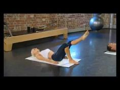 ▶ How To Lose Belly Fat Fast After Pregnancy With 10 Minutes Pilates Ab Workouts - YouTube