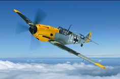 Messerschmitt Bf-109 E4 ,John M Dibbs