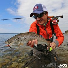 After a few days of tough conditions the hard work pays off!   #seatrout #denmark #meerforelle #dänemark #flyfishingmakesyouhappy #forelle #aosfishing #flyfishing #fliegenfischen #pescamosca #graz #styria #steiermark #onlineshop #picoftheday #photooftheday #lovefishing #austria #catchoftheday #catchandrelease #flugfiske #fluefiske #onthefly #simmsfishing #küste #happy #fish #fisch @guidelineflyfish @simmsfishing @aosfishing