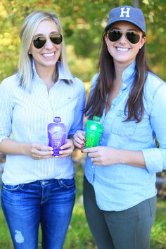 Shine Organics with Friends