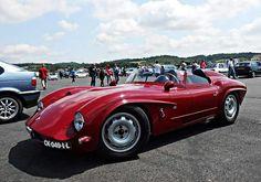 Alfa Romeo TZ1 by Zagato1963 al 1965