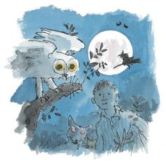 Beyond the Page. Quentin Blake.