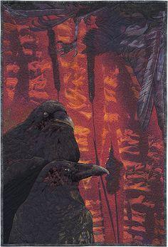 Conspirators, by Karin Franzen  Incredible work.