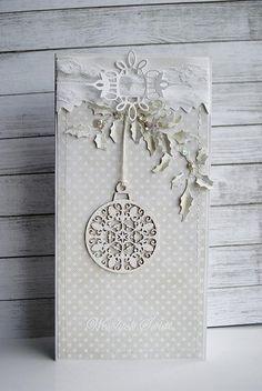 Gorgeous christmas card - Scrapbook.com