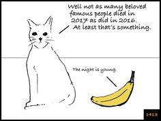 Cat and Banana episode 1413 http://www.facebook.com/catandbanana