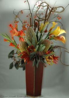 Floral Design on Pinterest