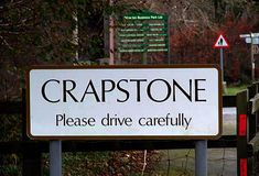 32 Embarrassing Names For Places