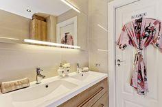 To vasker på badet kan være veldig praktisk, om man har plass til det!