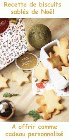 Recettes de biscuits sablés de Noël  facile et rapide à réaliser. Le  cadeau personnalisé idéal à mettre sous le sapin. #Christmas #cookies Making Money On Youtube, Girl Cooking, Make Money Fast, Gingerbread Cookies, Desserts, Recipes, Coin, Blogging, Community