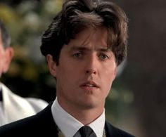 Hugh Grant in Four Weddings and a Funeral (1994)
