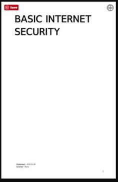 You will download digital wordpdf files for complete solution basic internet security internetsecurity fandeluxe Choice Image