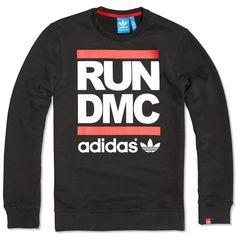 RUN DMC x adidas Originals: Apparel Collection