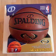 Balón Spalding Never Flat indoor-outdoor. Talla 7. 68ecc19f568e4