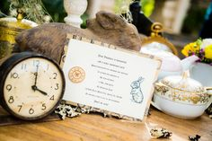 Mad Hatter Wedding  |  knots & tots photography