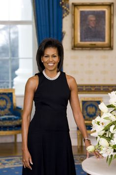 Michelle Obama- and those arms