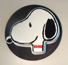 Snoopy Cake with Instructions