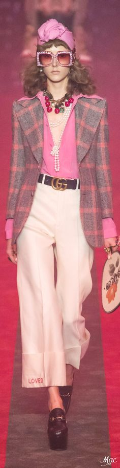 Spring 2017 Ready-to-Wear Gucci