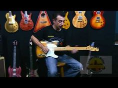 Fender Telecaster 1998 Collectors Edition - YouTube
